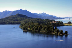 Nahuel Huapi Lake stock images
