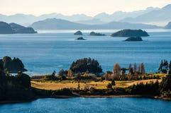 Nahuel Huapi lake, Patagonia, Argentina Royalty Free Stock Image