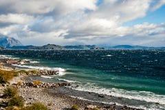Nahuel Huapi lake, Patagonia, Argentina Stock Photos