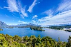 Nahuel Huapi lake, San Carlos de Bariloche, Argentina Stock Photo