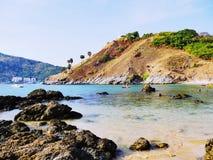 Nai Han Beach Phuket Thailand fotografia de stock royalty free