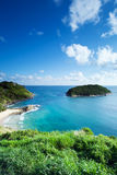 Nai Harn Beach Stock Image