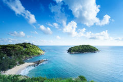 Nai Harn Beach Royalty Free Stock Photography