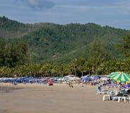 Nai Harn Beach Royalty Free Stock Image