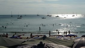 Nai Harn plaża Phuket Tajlandia Zdjęcia Stock