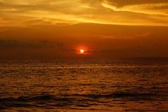 Nai Thon παραλία Phuket Στοκ Φωτογραφία