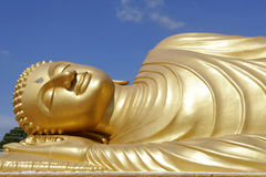 Nai Wat Yai в Hat Yai, Таиланде Стоковое Изображение