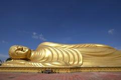 Nai Wat Yai в Hat Yai, Таиланде Стоковое Фото
