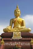 Nai Wat Yai в Hat Yai, Таиланде Стоковые Фото