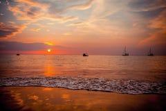 Nai Yang Beach fotografía de archivo
