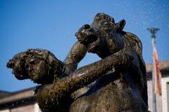naiads фонтана Стоковое Изображение RF