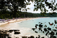 Naiharn Beach Royalty Free Stock Photos