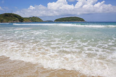 Naiharn beach Phuket Thailand Stock Photography