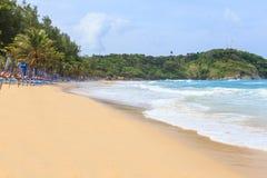 NaiHarn-spiaggia phuket Immagini Stock Libere da Diritti