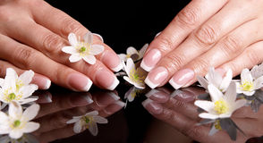 Free Nail Art Royalty Free Stock Images - 14109279