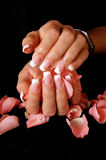 Nail art Stock Photos