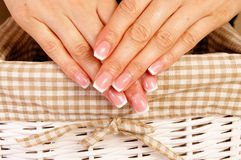 Nail art Stock Photography