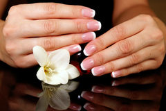 Nail art Royalty Free Stock Image
