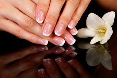 Free Nail Art Stock Images - 22401294