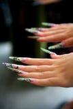 Nail art Royalty Free Stock Images