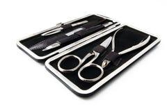 Nail beaty tools Stock Photo