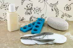Nail Care Stock Images
