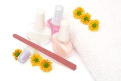Nail care Royalty Free Stock Photo
