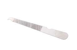 Nail file Royalty Free Stock Photos