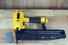 Nail Gun Stock Photos