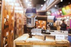 Nail gun Royalty Free Stock Photography