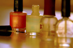 Nail Polish 1 Stock Photo