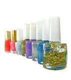 Nail polish 1 Isolated Royalty Free Stock Image