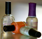 Nail Polish 2 royalty free stock photo