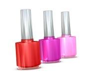 Nail polish Royalty Free Stock Photography