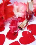 Nail polish royalty free stock images