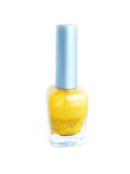Nail polish. On a white background Royalty Free Stock Photography