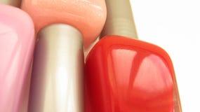 nail polish Στοκ Φωτογραφία