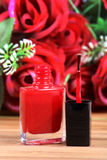 Nail polish royalty free stock photo