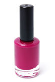 Nail polish bottle isolated Stock Photo