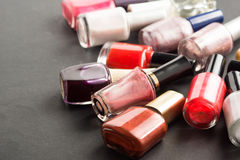 Nail polish. Nail polish high resolution image Stock Image