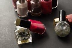 Nail polish. Nail polish high resolution image Royalty Free Stock Photo