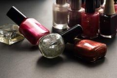 Nail polish. Nail polish high resolution image Stock Photography