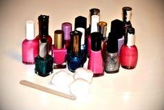 Nail polish Stock Photo