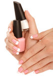 Nail polisher Stock Photography