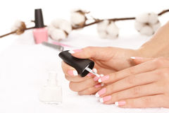 Nail polisher Royalty Free Stock Photography