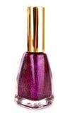 Nail polishes isolated Royalty Free Stock Image