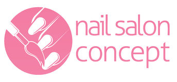 Nail Salon or Bar Concept Royalty Free Stock Photo