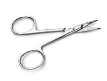 Nail scissors  Stock Images