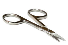 Nail scissors Stock Photo
