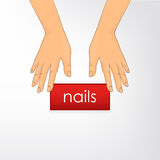 Nail Stock Photography
